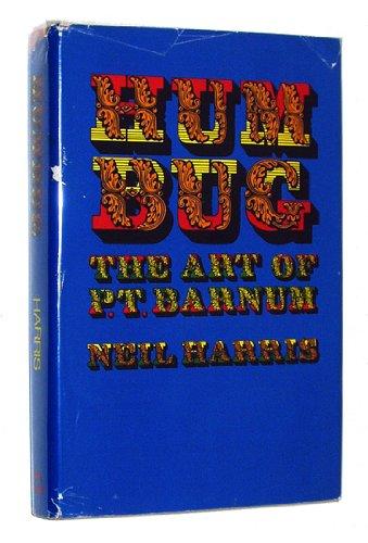 9780316348232: Humbug;: The art of P. T. Barnum