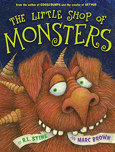 9780316348522: The Little Shop Of Monsters