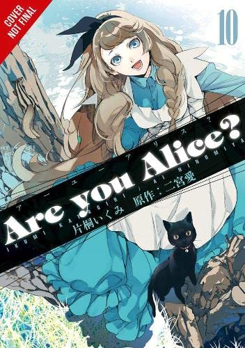 9780316348928: Are You Alice?, Vol. 10