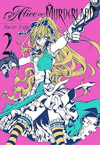 9780316348942: Alice In Murderland, Vol. 2