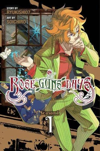 9780316349277: Rose Guns Days Season 1, Vol. 1