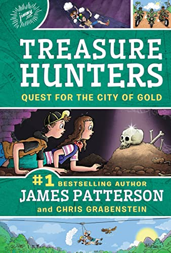 Quest For The City Of Gold