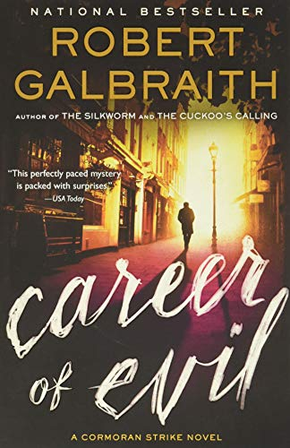 9780316349895: Career of Evil (Cormoran Strike)