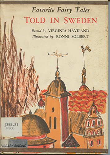 Favorite Fairy Tales Told in Sweden