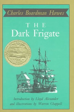 9780316350969: The Dark Frigate
