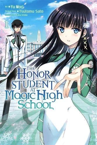 The Honor Student at Magic High School 1: Satou, Tsutomu