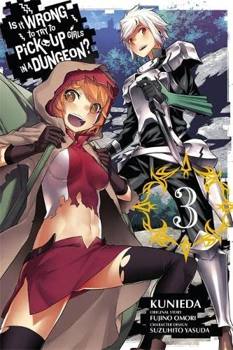 9780316352079: Is It Wrong to Try to Pick Up Girls in a Dungeon?, Vol. 3 (Manga)