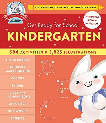 9780316352253: Get Ready for School: Kindergarten