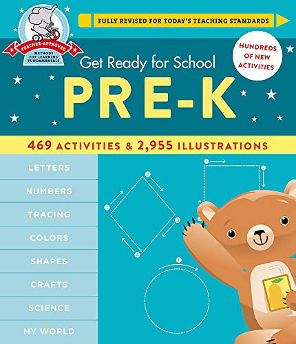 9780316352345: Get Ready for School: Pre-K