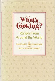 What's Cooking?: Favorite Recipes from Around the World: Little Brown & Co (Juv)