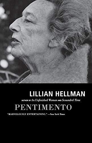 9780316352888: Pentimento (Back Bay Books)