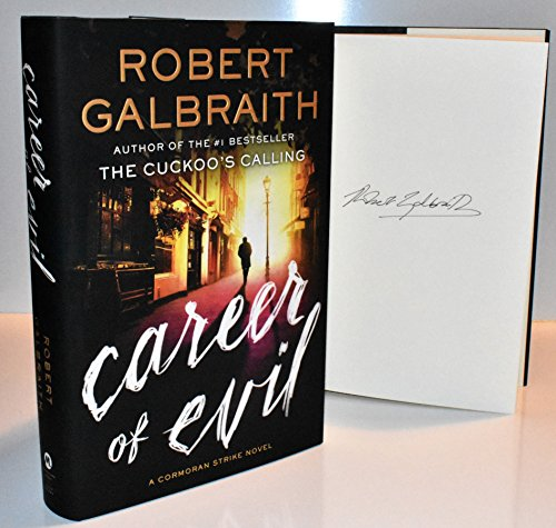9780316353724: Career of Evil