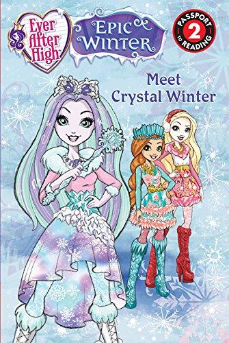Meet Crystal Winter (Paperback): Perdita Finn