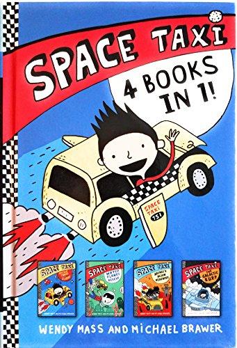9780316357890: Space Taxi Bindup (Books 1-4)
