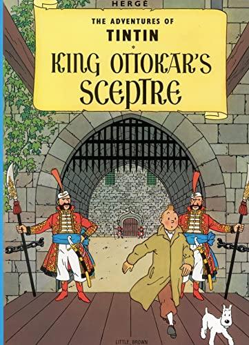 9780316358316: The Adventures of Tintin: King Ottokar's Sceptre