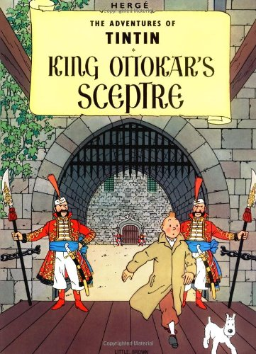 King Ottokar's Sceptre 8 Adventures of Tintin