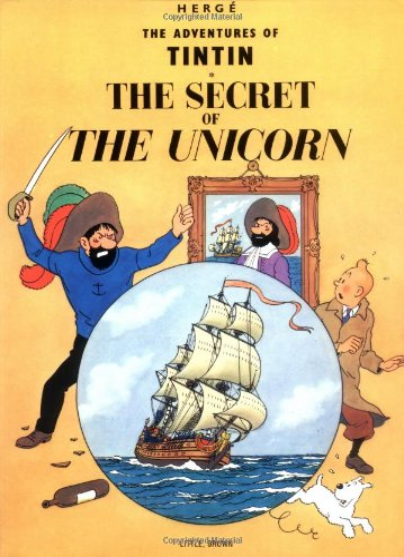 9780316358323: The Adventures of Tintin: The Secret of the Unicorn