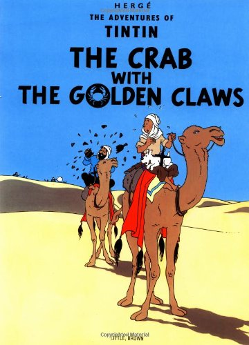 The Adventures of Tintin: The Crab with the Golden Claws: Herge