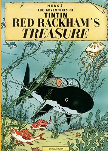 9780316358347: The Adventures of Tintin: Red Rackham's Treasure