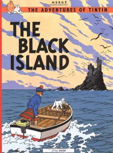 9780316358354: The Black Island (The Adventures of Tintin)