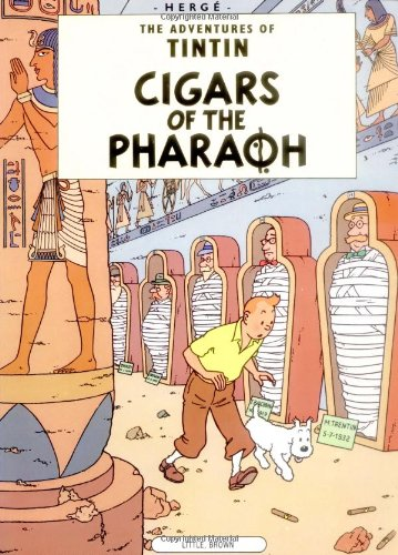 Cigars of the Pharoah 4 Adventures of Tintin