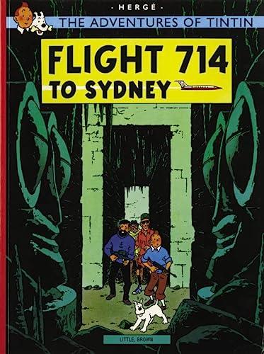 9780316358378: Flight 714 (The Adventures of Tintin)
