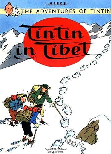 9780316358392: Tintin in Tibet