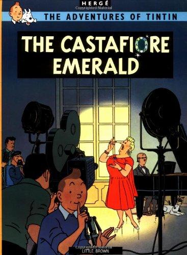9780316358422: The Castafiore Emerald (Adventures of Tintin)
