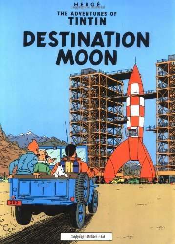 9780316358453: Destination Moon (Adventures of Tintin)