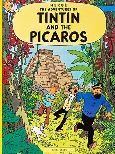 The Adventures of Tintin: Tintin and the Picaros (Paperback)