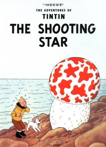 9780316358514: The Shooting Star (The Adventures of Tintin)