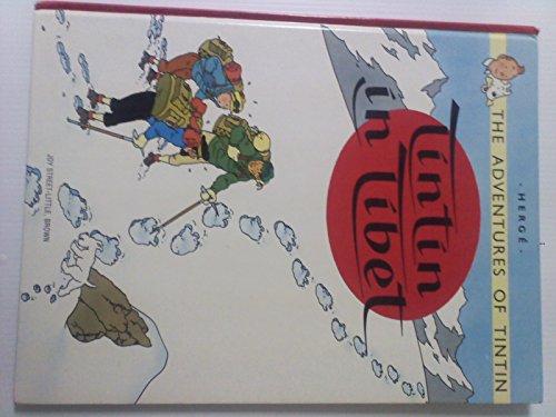 9780316358637: Tintin in Tibet