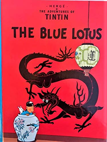 9780316358910: Blue Lotus (The Adventures of Tintin)