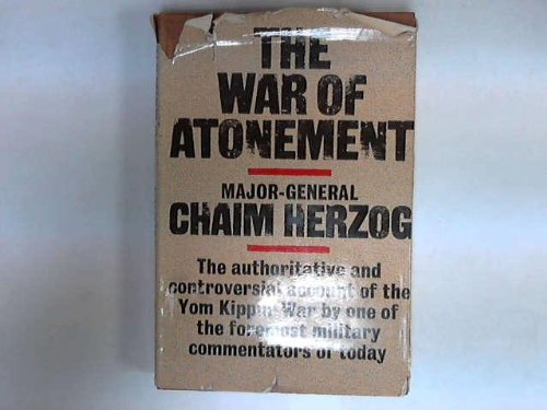 The War of Atonement, October, 1973