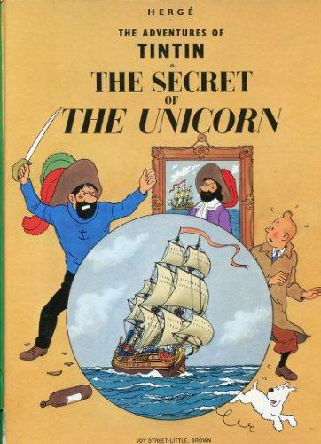9780316359023: The Secret of the Unicorn (Adventures of Tintin)