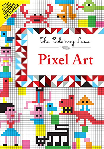 9780316359702: Pixel Art (The Coloring Space)