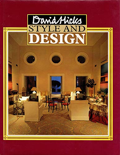 STYLE AND DESIGN.: Hicks, David