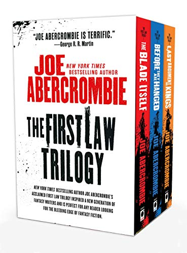 9780316361194: The First Law Trilogy