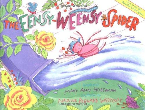 9780316363303: The Eensy-Weensy Spider