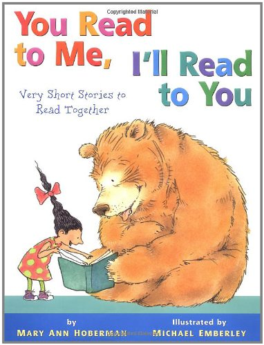 9780316363501: You Read to Me, I'll Read to You: Very Short Stories to Read Together