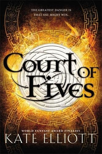 9780316364195: Court of Fives