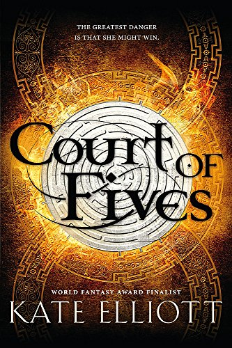 9780316364300: Court of Fives