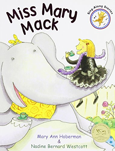 9780316366427: Miss Mary Mack (Board Book)
