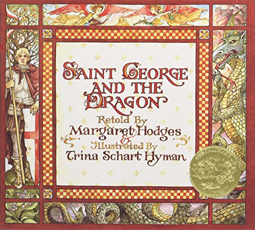 Saint George and the Dragon: Hodges, Margaret