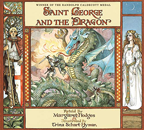 9780316367950: Saint George and the Dragon