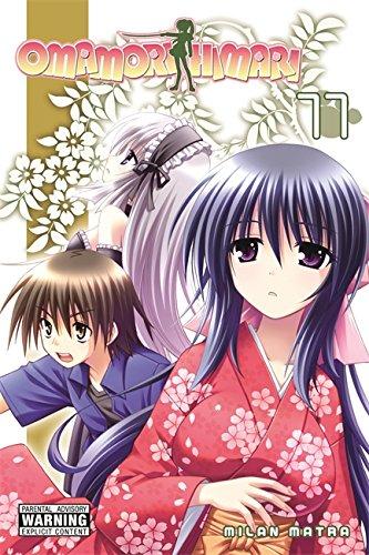 9780316369008: Omamori Himari, Vol. 11