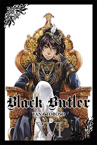 9780316369022: Black Butler, Vol. 16