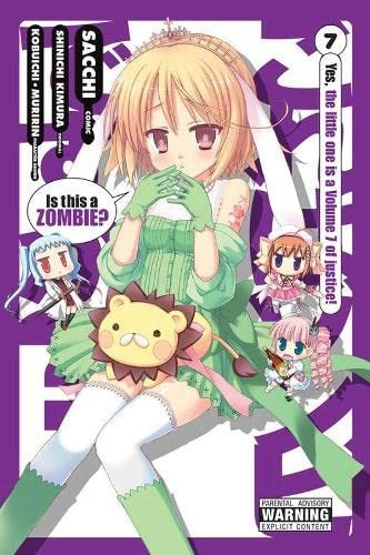 Is This a Zombie , Vol. 7 - manga (Kore wa Zombie Desu-ka )