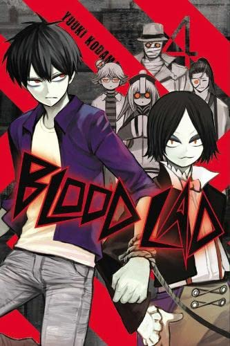 9780316369053: Blood Lad, Vol. 4