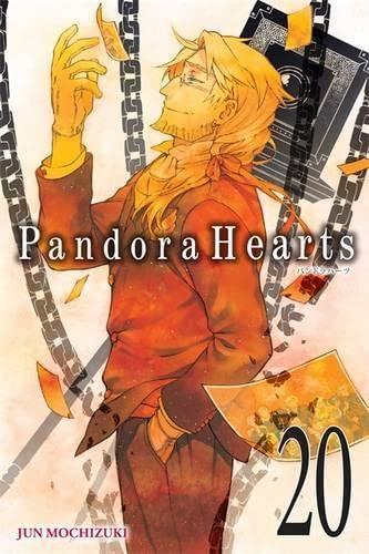 9780316369084: PandoraHearts, Vol. 20 - manga